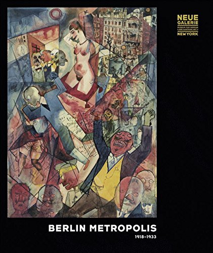 Berlin Metropolis: 1918-1933 (Frau Jordans)