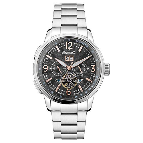 Ingersoll The Regent Gents Automatic Watch I00304 with a Stainless Steel case and Stainless Steel Bracelet