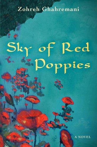 Sky of Red Poppies por Zohreh Ghahremani