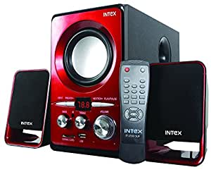 Intex IT-2550 2.1 Channel Multimedia Speakers