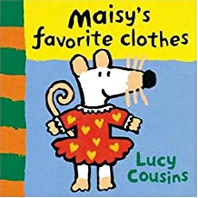 Maisy's Favorite Clothes