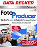 Foto Producer, 1 CD-ROM Die Profilösung für brillante Fotoausdrucke! Unterstützt alle gängigen (Digital)-Fotopapierformate. Monitor/Drucker-Kalibrierung für optimale Resultate. Automatische Bildoptimierung & Druckqualitäts-Kont