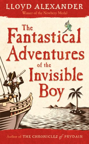The adventures of the invisible boy