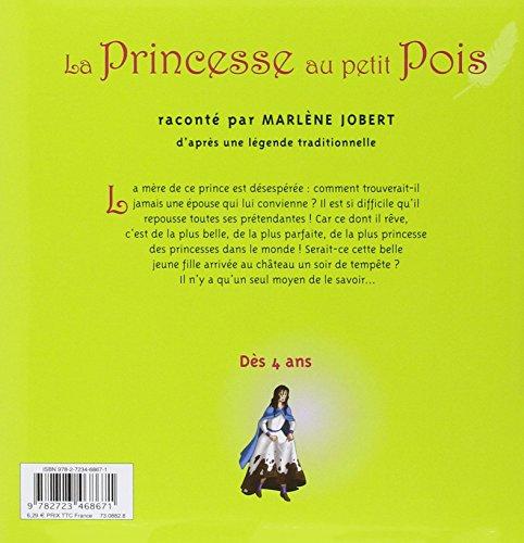 La Princesse au petit Pois (1CD audio) (Les plus beaux contes du monde)
