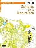 Ciencias de la Naturaleza 2º ESO. Proyecto Natura 2.0 Comunidad de Madrid - 9788444174037