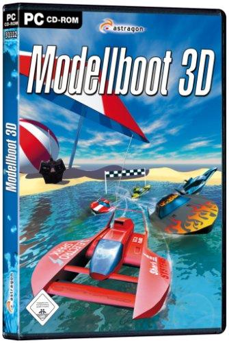 Modellboot 3D