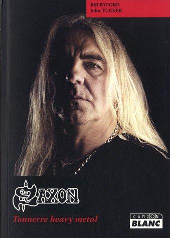 SAXON Tonnerre heavy metal