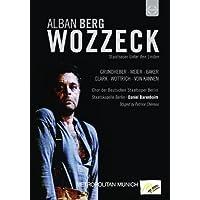 Berg: Wozzeck Staatsoper Berlin