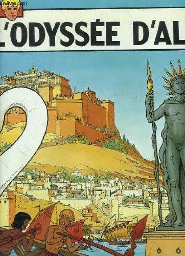 L'Odyssée d'Alix, tome 1