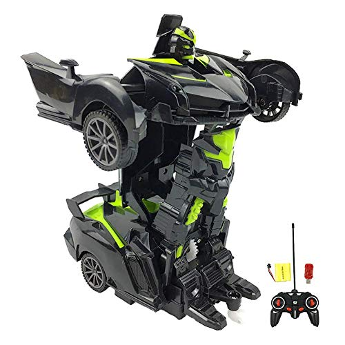 RC Transformer Robot Control Remoto Coche Juguete RC Car - One Button