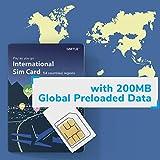 GMYLE Tarjeta SIM prepaga Recargable 4G LTE / 3G con Paquete de Datos de Internet de 5GB por 14 días en Hong Kong y Macao