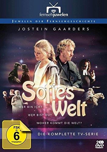 Sofies Welt - Die komplette Serie - Erstmals auf DVD / Digital Remastered (Fernsehjuwelen) [2 DVDs]