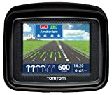 TomTom IQ Routes Urban Rider Europe Motorrad-Navigationssystem (8,9 cm (3,5 Zoll) Display, Fahrspurassistent)