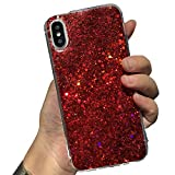 CHUNXU Coque en Silicone pour iPhone 7 6 6S 8 Plus X XR XS Max