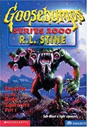 Invasion of the Body Squeezers Part - 1 (Goosebumps Series 2000 - 4)