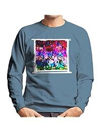 Mirrorpix Willy Wonka and The Chocolate Factory Oompa Loompas On Set Men's Sweatshirt