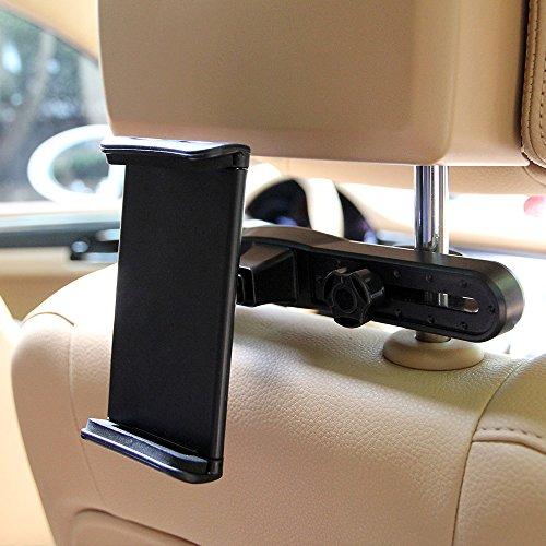support tablette voiture poophuns porte tablette t l phone voiture pour appui t te universel. Black Bedroom Furniture Sets. Home Design Ideas