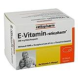 E Vitamin ratiopharm Kapseln 60 stk