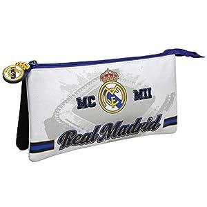 Portatodo Real Madrid escudo doble