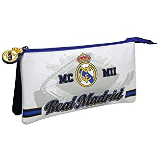 Portatodo Real Madrid escudo doble