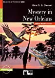 Mystery in New Orleans (1CD audio)