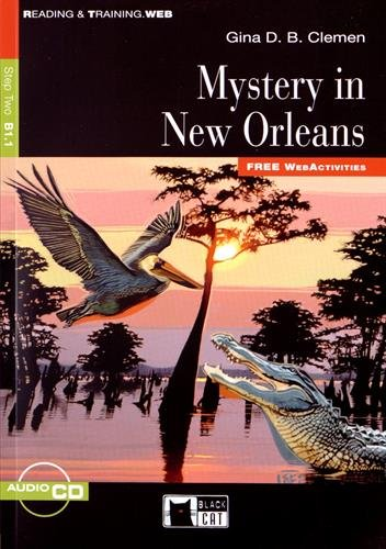 Mistery in New Orleans. Con CD Audio