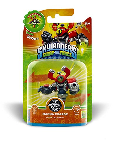 Skylanders Swap Force - Single Character - Swap Force - Magna Charge - Skylanders Figuren Ps3