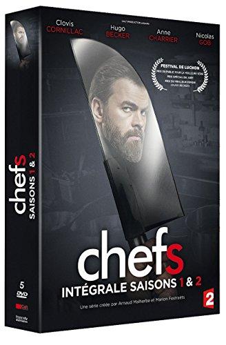 chefs-integrale-saison-1-2-francia-dvd