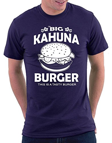 Pulp Fiction The Big Kahuna Burger T-shirt Navy