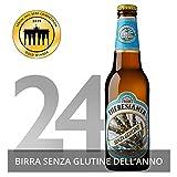 Birra Theresianer Senza Glutine Premium Lager non filtrata confezione da 24 bottiglie da 0.33l