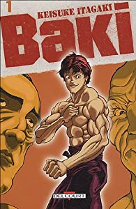 Baki Edition simple Tome 1