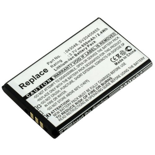 OTB batterie compatible swissvoice ePUD100LAGIN ePure li-ion