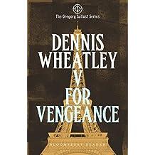 V for Vengeance (Gregory Sallust)
