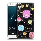 Head Case Designs Planeten Marmor Galaxie Ruckseite Hülle für HTC Desire 10 Lifestyle