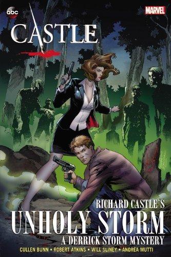 Castle: Unholy Storm by Cullen Bunn(2014-05-13)