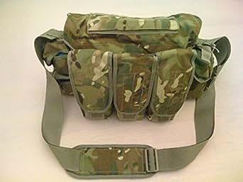 MTP Sac de transport et de munitions d'une véritable armée britannique