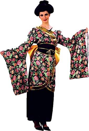 Bristol Novelty Damen Kostüm Party Japanisch Chinesisch Orientalisch Geisha Girl Outfit