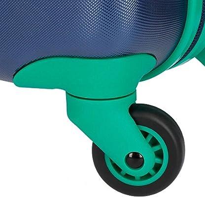 51P4X89mZTL. SS416  - Pepe Jeans Bristol Juego de Maletas, 77 cm