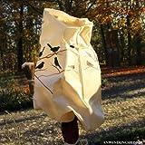 Videx Winterschutz Vlieshaube, Vögel, beige