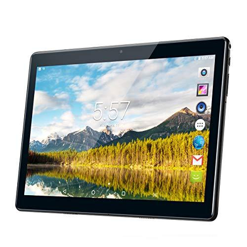 P3 Dual-karte (Qimaoo 10 Zoll Tablet pc Android 7.0 Tablets Quad Core 1.3 GHz CPU, Batteriekapazität 2G RAM +32G ROM, HD Display 1280*800, Bluetooth WiFi 3G WLAN)
