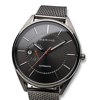 BERING Reloj Analógico para Hombre de Automático con Correa en Acero Inoxidable 16243-377