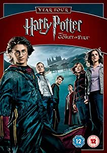 Harry Potter And The Goblet Of Fire [DVD] [2005]