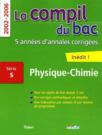 Physique-Chimie Série S