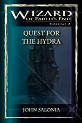 QUEST FOR THE HYDRA (WIZARD OF EARTH'S END Book 2)