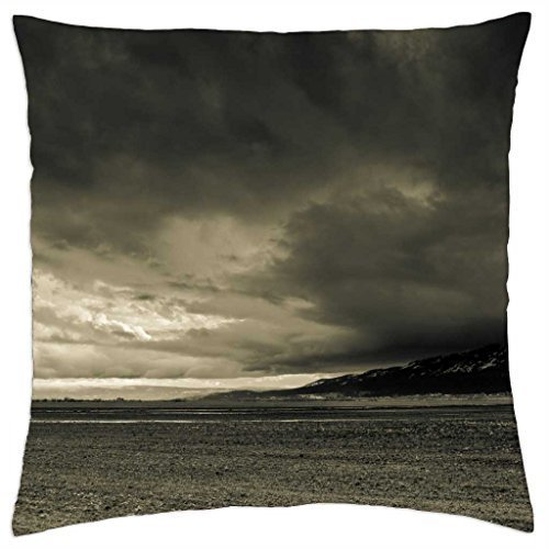 Ominous Clouds - Throw Pillow Cover Case (16