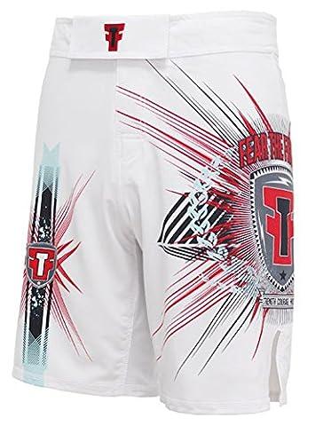 SaySure-Original-Short de boxe/MMA Short de boxe/MMA boxe Sanda Short Muay Thai Short Muaythai malles Taille XS-UK-BG-tubes et tuyaux sans soudure - 000370