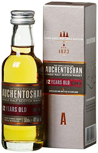 Auchentoshan 12 Years Old mit Geschenkverpackung  Whisky (1 x 0.05 l)