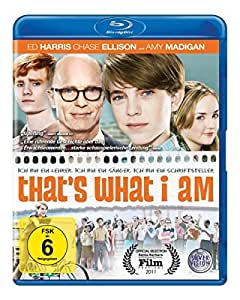 That's What I Am (Blu-ray)