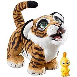 Hasbro FurReal Roarin' Tyler Tigre Multicolor - juguetes de peluche (Tigre, Multicolor, FurReal Friends, 4 año(s), Tigre, Roarin' Tyler)