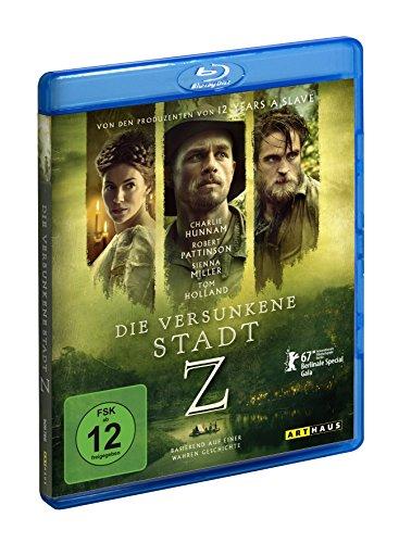 Die versunkene Stadt Z [Blu-ray] - 3